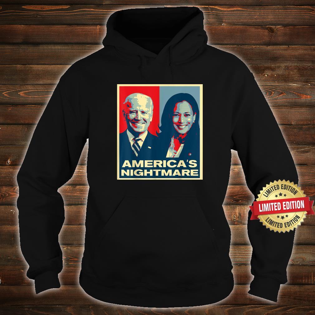 America's Nightmare Impeach Biden Harris Now Anti Joe Biden Shirt hoodie