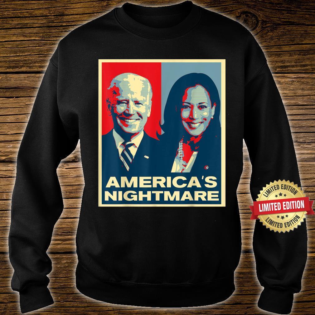 America's Nightmare Impeach Biden Harris Now Anti Joe Biden Shirt sweater