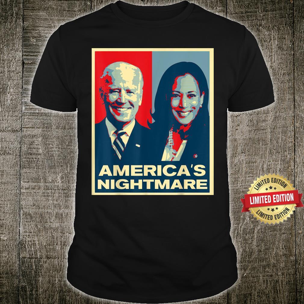 America's Nightmare Impeach Biden Harris Now Anti Joe Biden Shirt