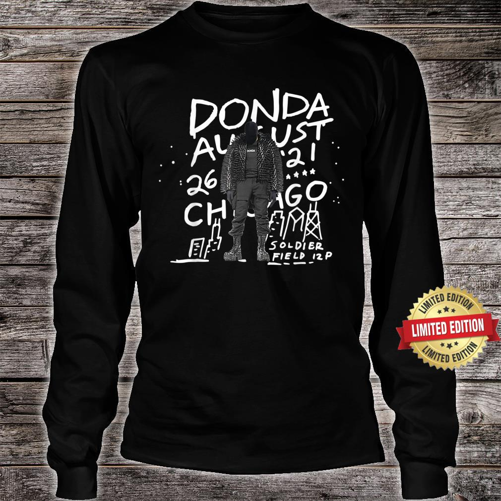 August 26 Chicago Shirt long sleeved