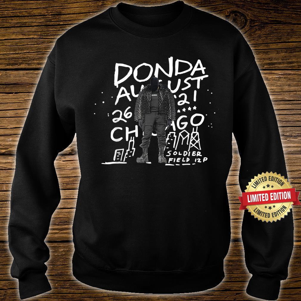 August 26 Chicago Shirt sweater