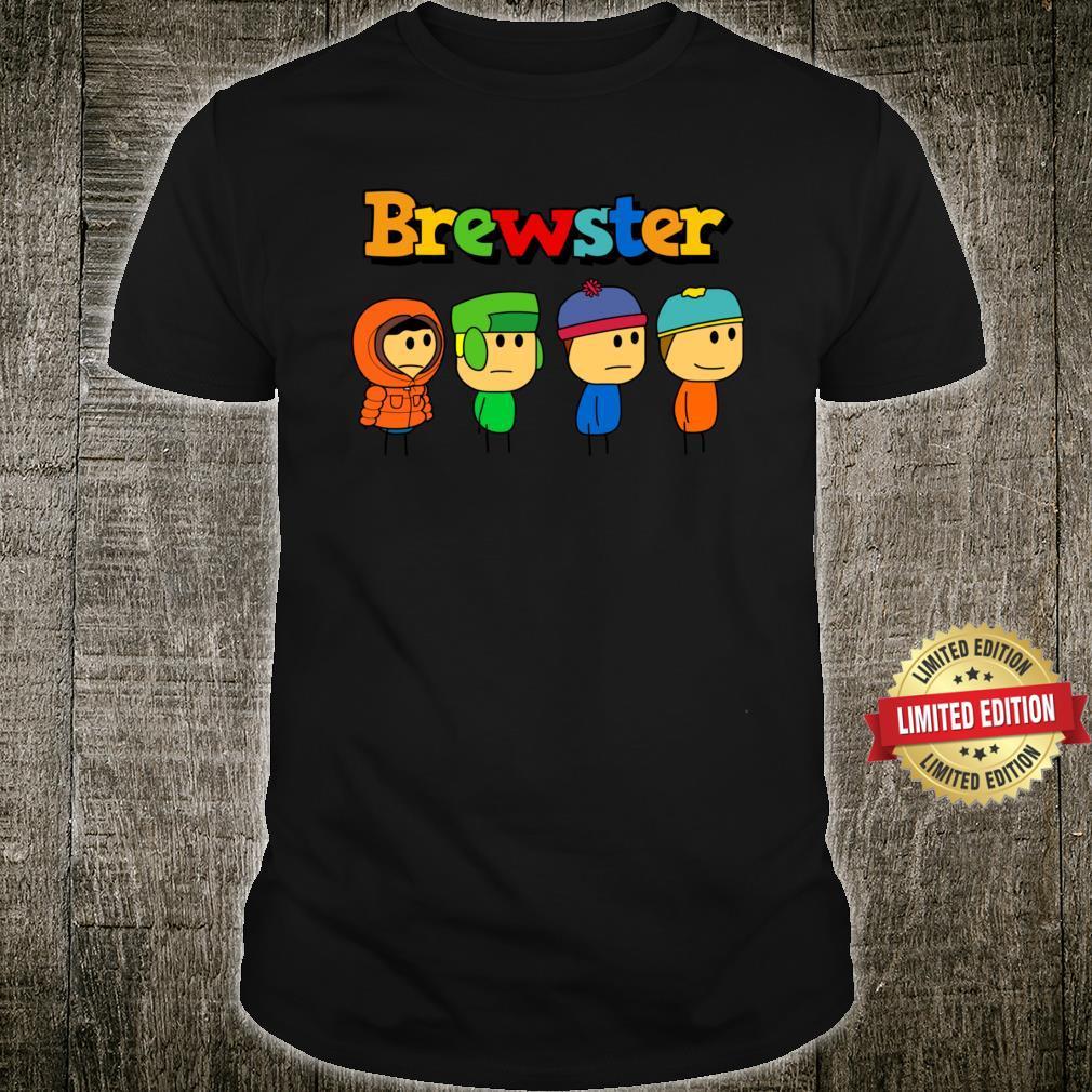 Brewstew Merch Youth Shirt