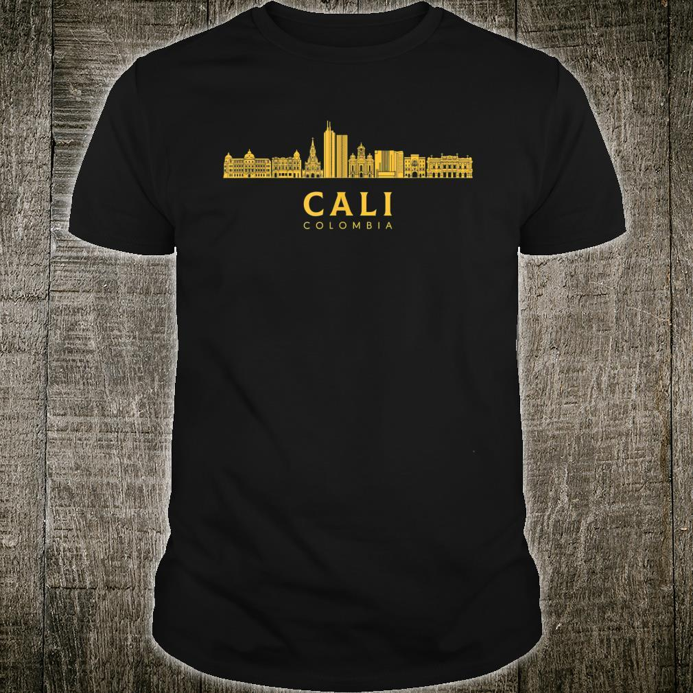 Cali Skyline, colombia colombian Shirt