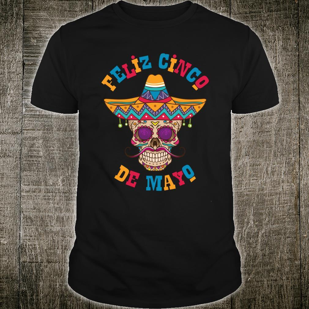 Cinco de Mayo Mustache Shirt
