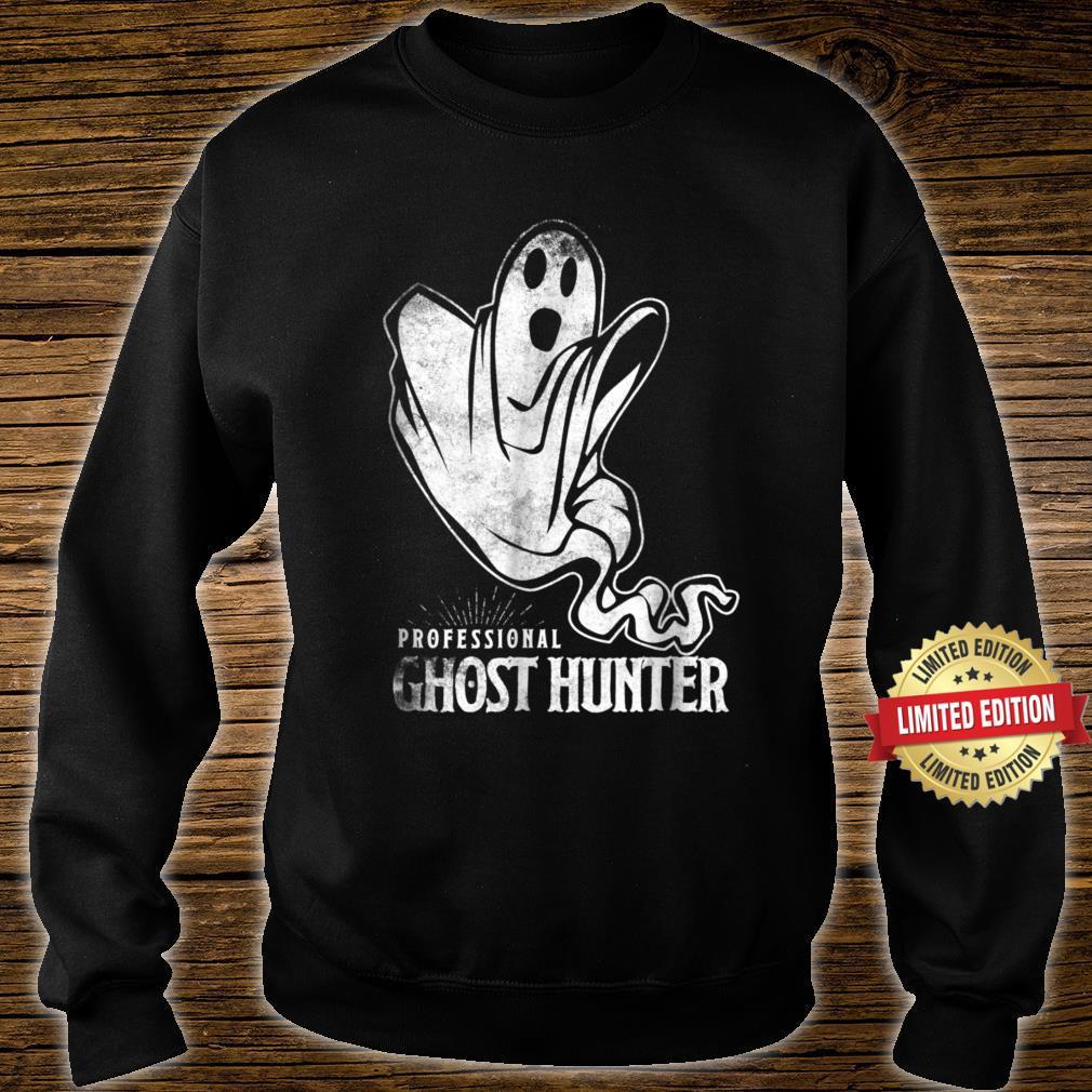 Professional Ghost Hunter New Shirt Gift Hunt Hunting Shirt sweater