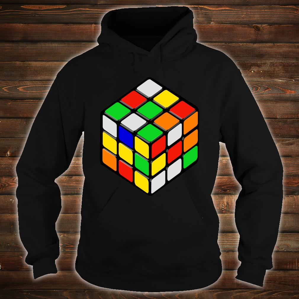 Speed Cubing Puzzle Cube Shirt hoodie