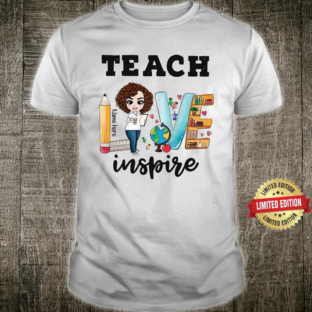 Teacher Love Shirt