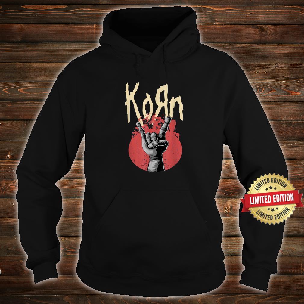 Vintage Korns Rock Band Legend 80s 90s Limited Shirt hoodie