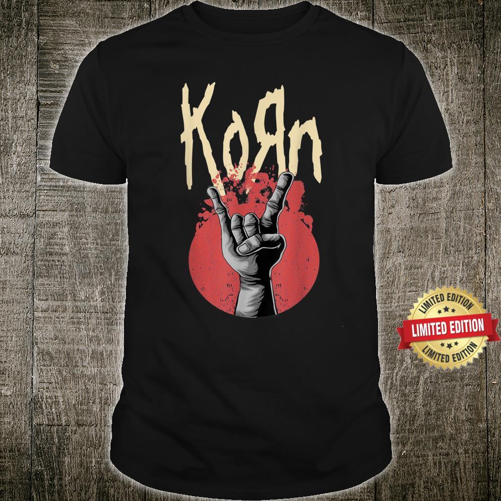 Vintage Korns Rock Band Legend 80s 90s Limited Shirt