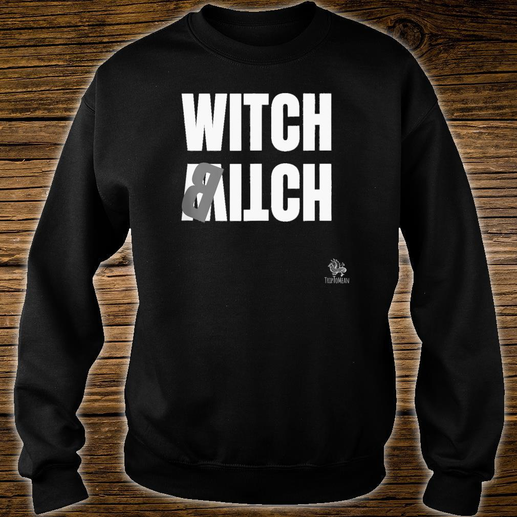 Witch Itch Shirt sweater