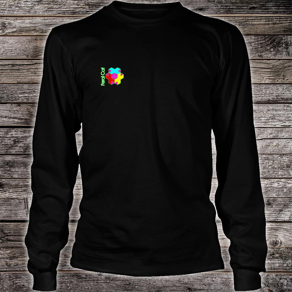 Color Cube Shirt Long sleeved