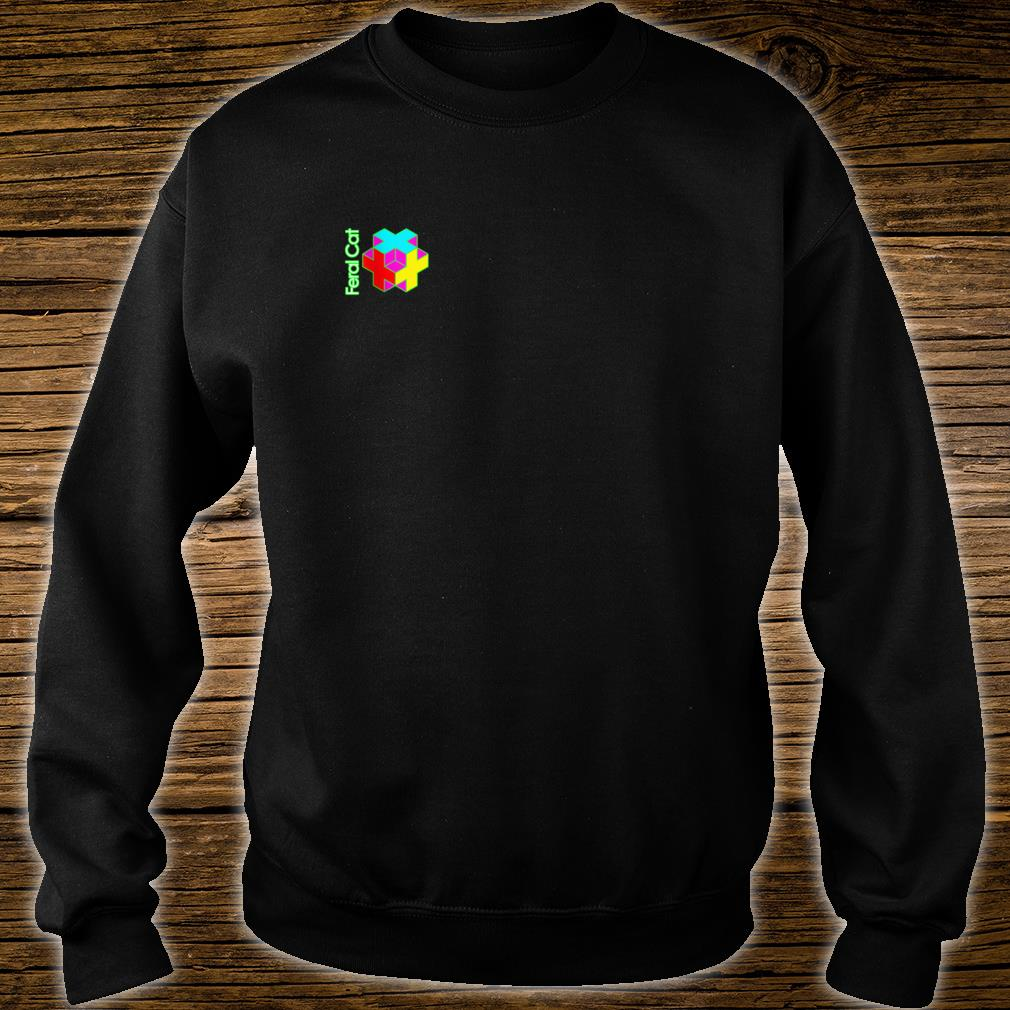 Color Cube Shirt sweater