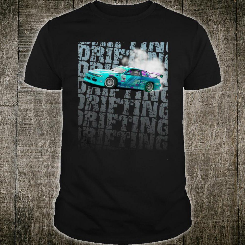 Drifting Car Shirt
