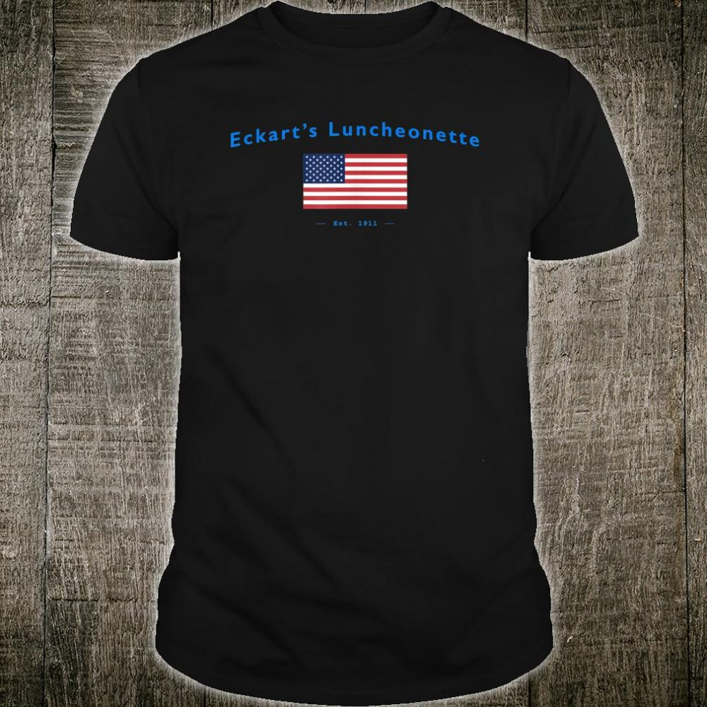 Eckart's Luncheonette Westhampton Beach Shirt