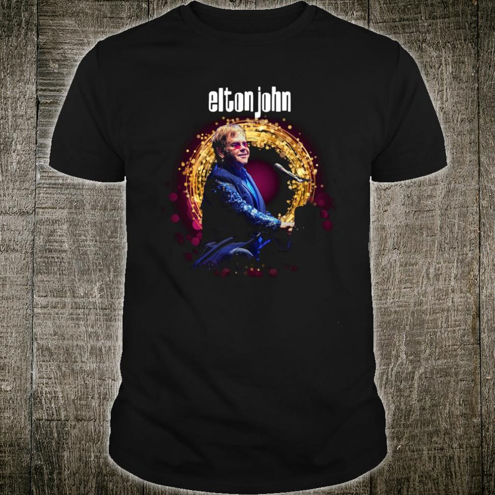 Elton John Love Music shirt