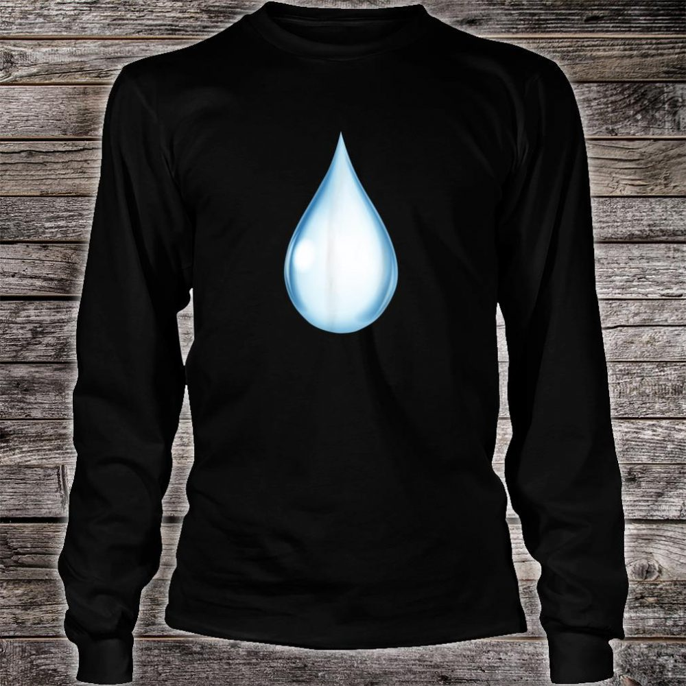 Emoji Water Ice Suit Lazy Halloween Shirt long sleeved