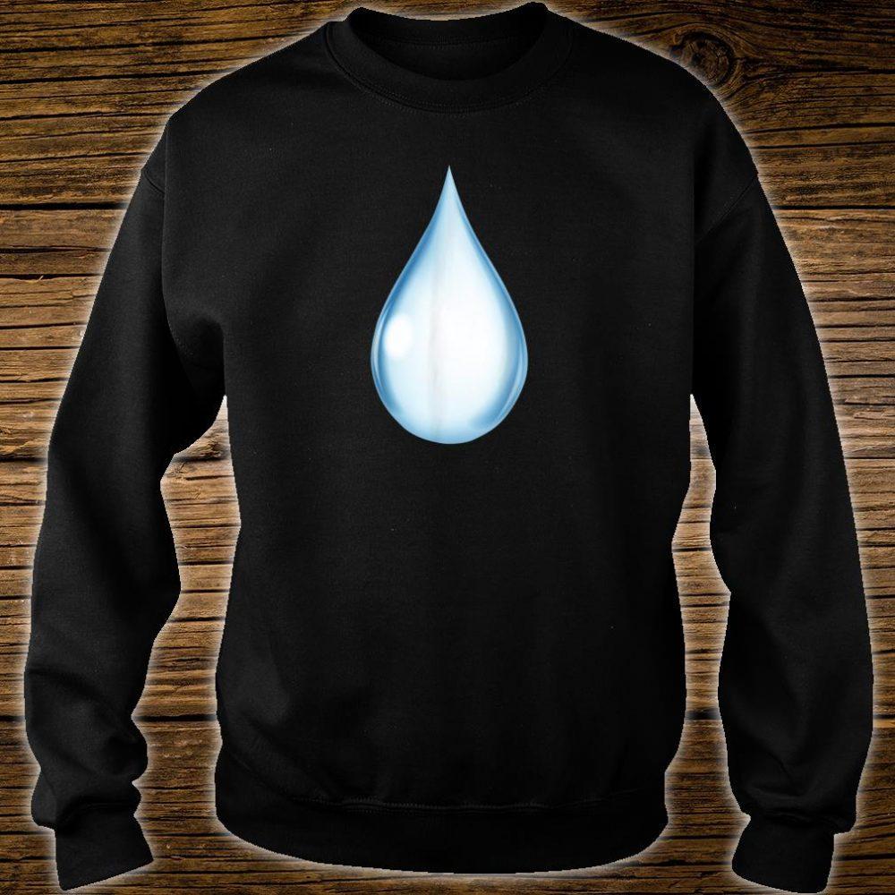 Emoji Water Ice Suit Lazy Halloween Shirt sweater