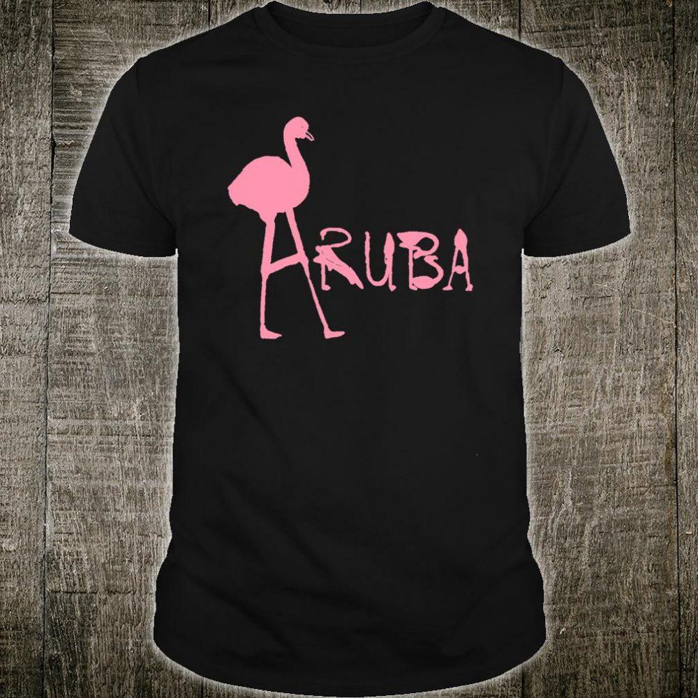 Flamingo Aruba Shirt