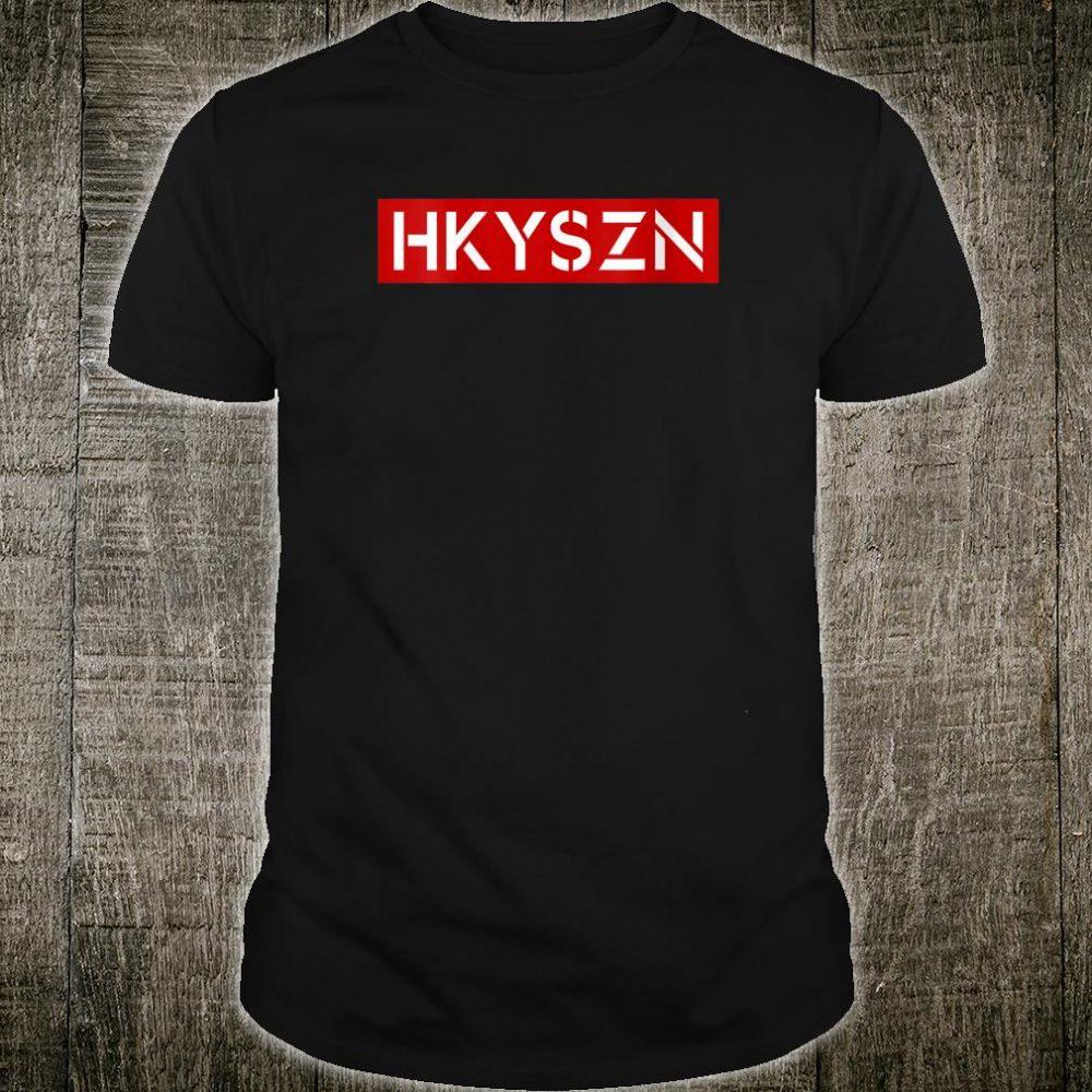 Hockey Season Rink Fashion HKY SZN Shirt