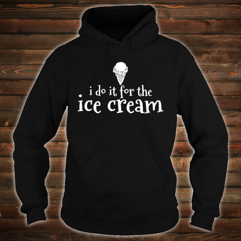 Ice Cream Summer Treats Inspirational Shirt hoodie