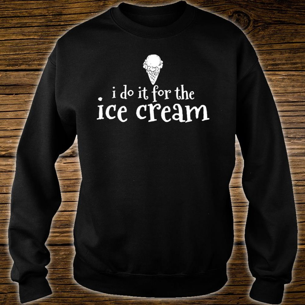 Ice Cream Summer Treats Inspirational Shirt sweater