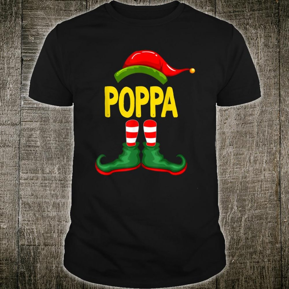 I'm the POPPA Elf Shirt