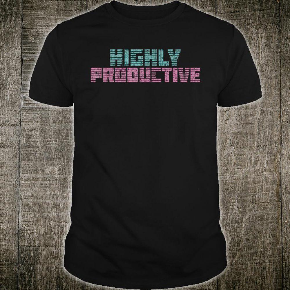Inspirational mindset men women motivation Shirt