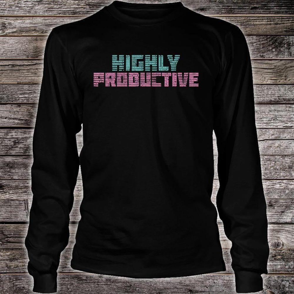 Inspirational mindset men women motivation Shirt long sleeved