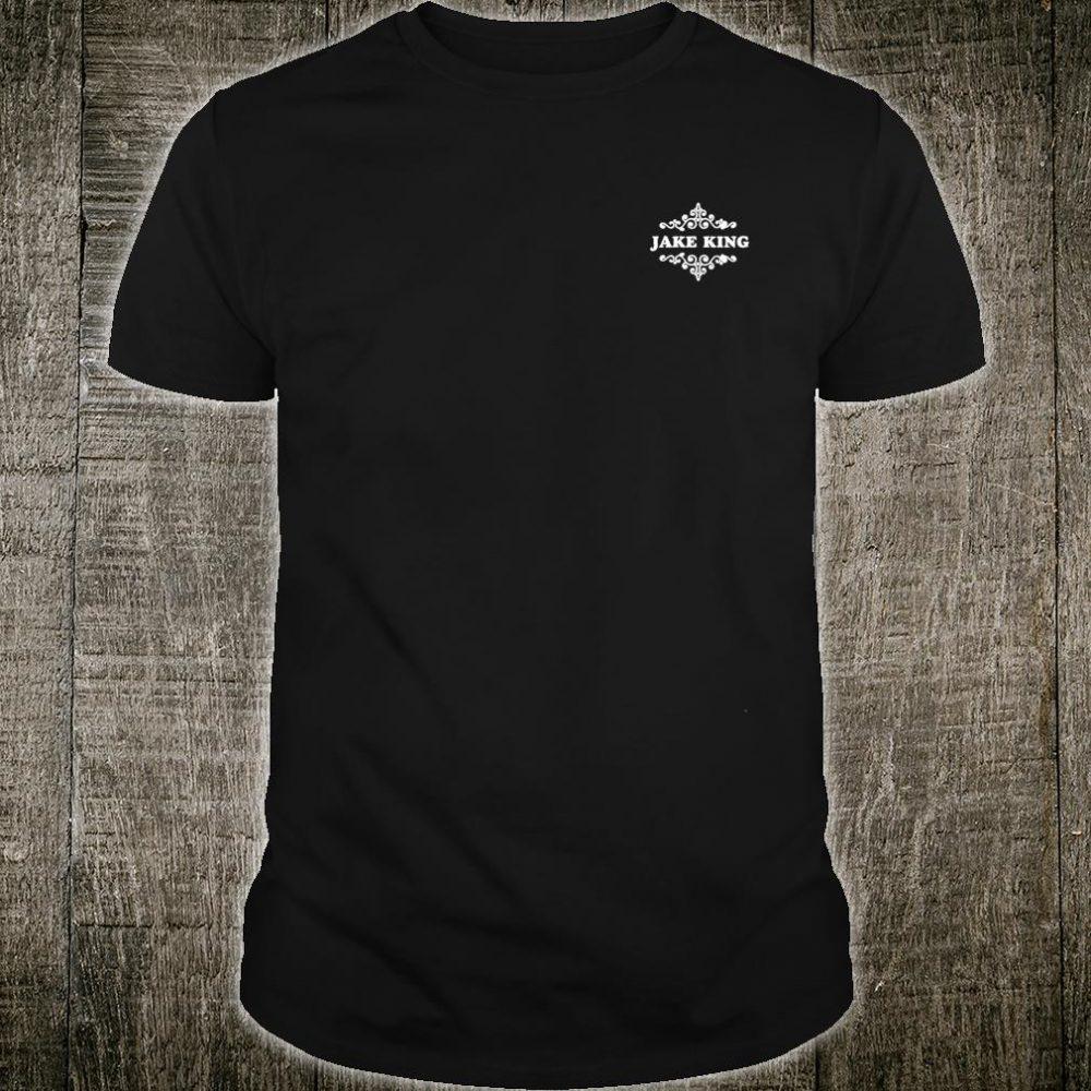 Jake King Conspiracy Area 51 Shirt