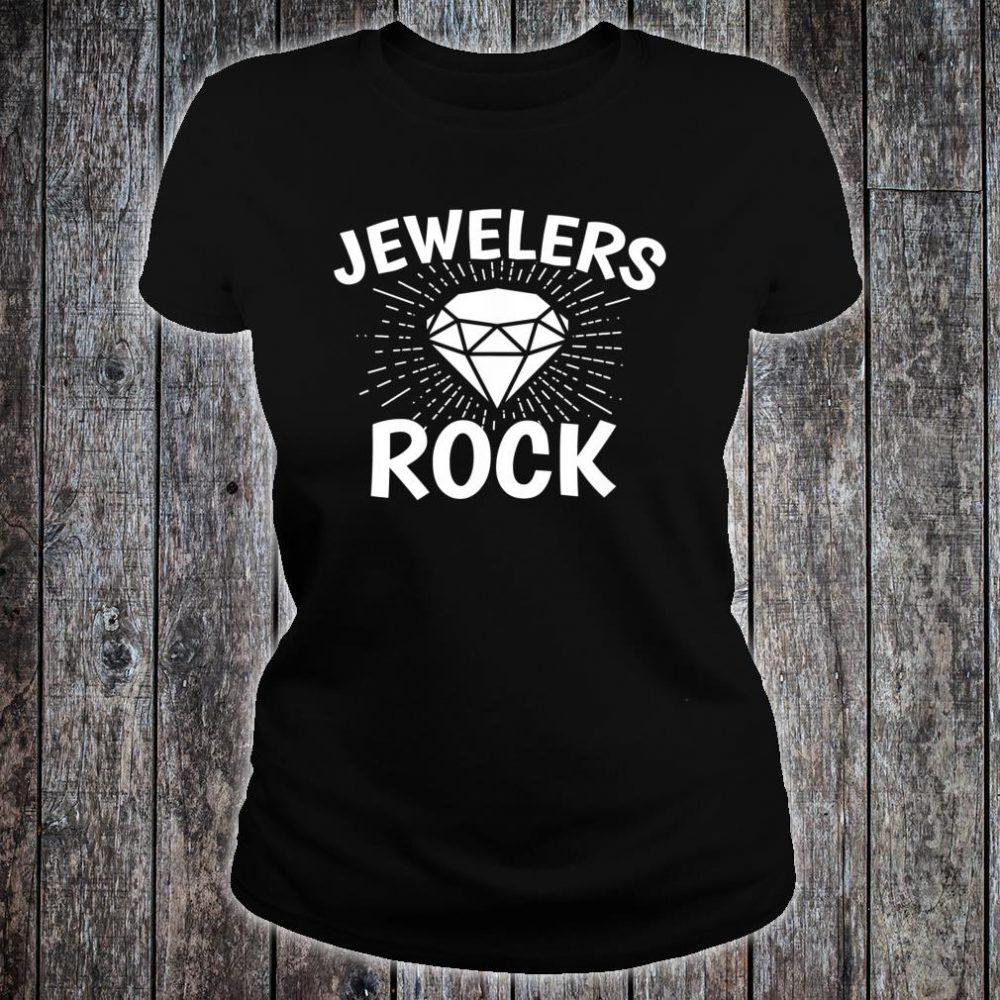 Jewelers Rock Shirt ladies tee
