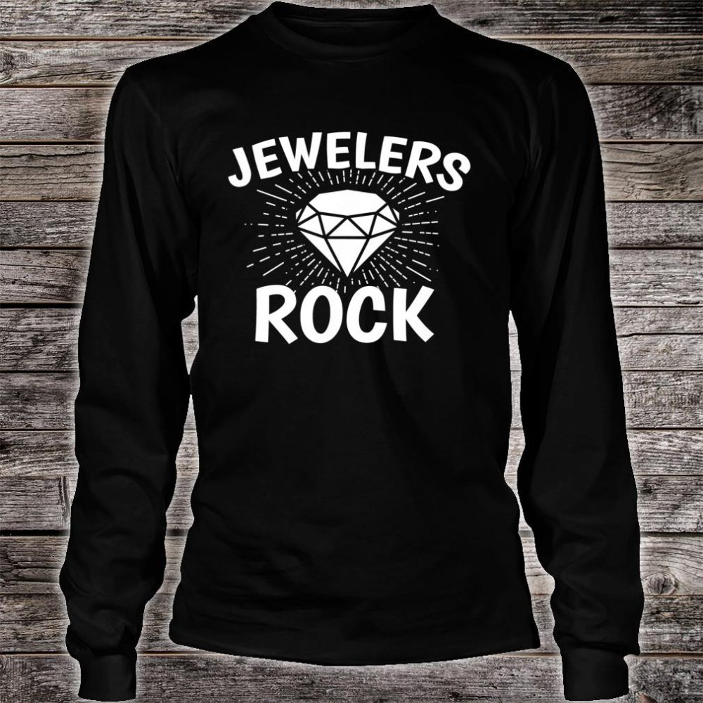 Jewelers Rock Shirt long sleeved