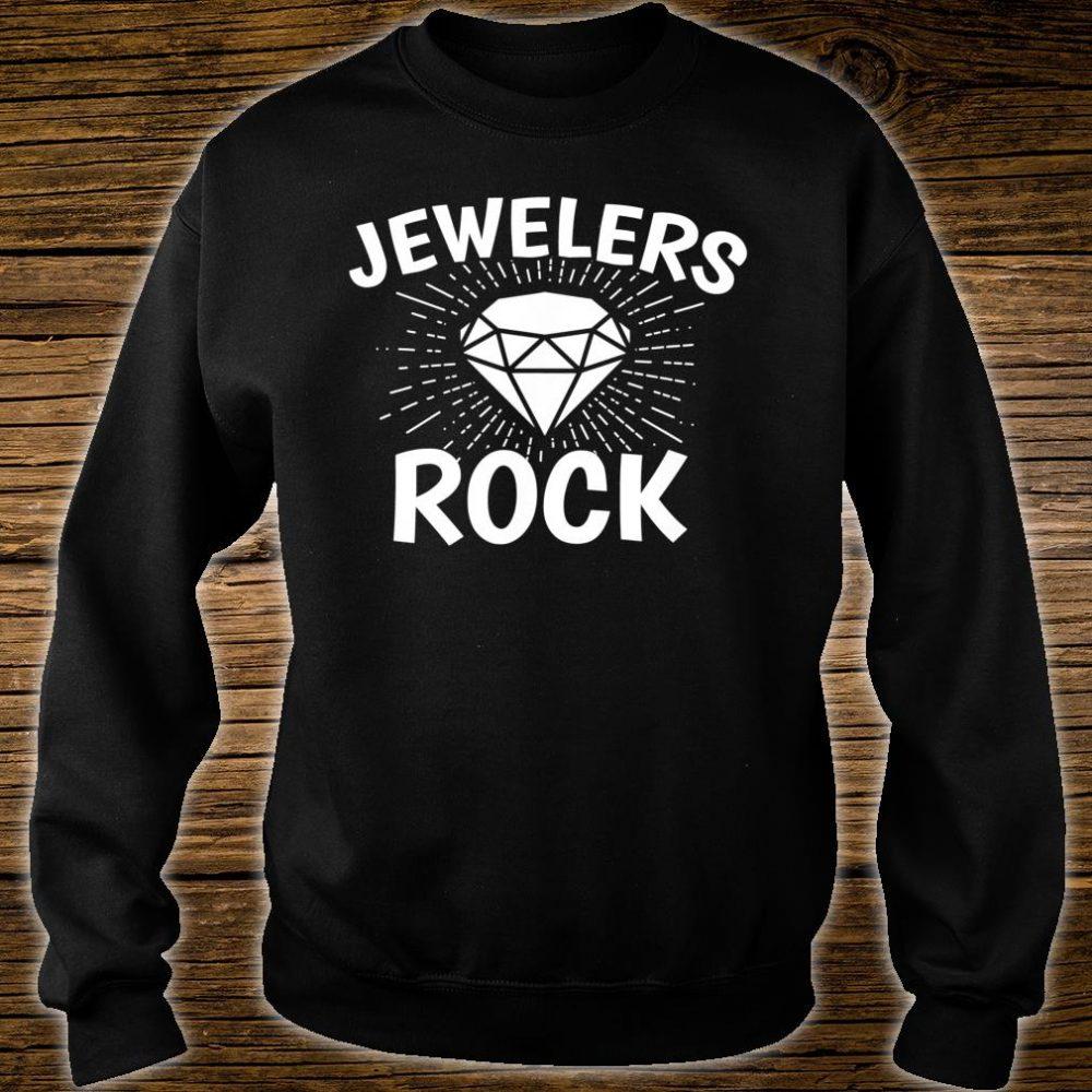 Jewelers Rock Shirt sweater