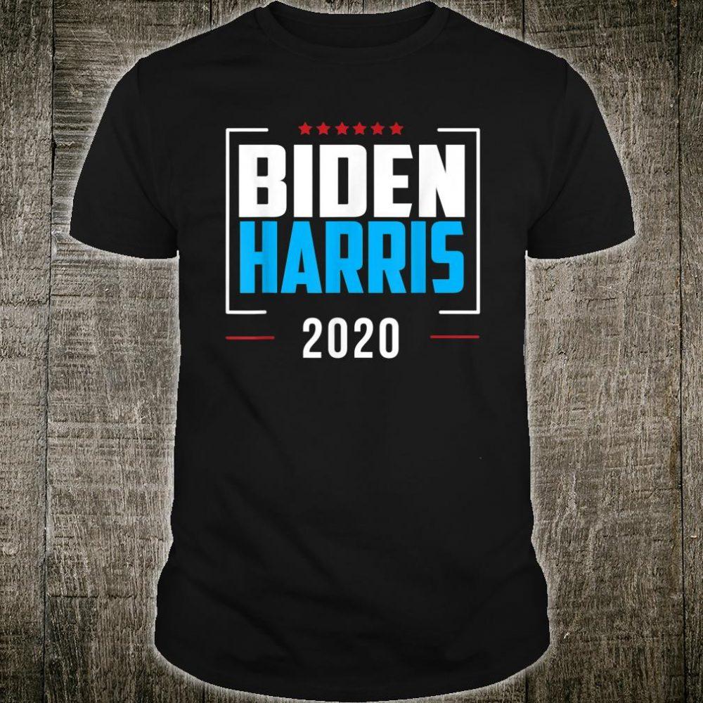 Joe Biden Harris 2020 President Election Shirt