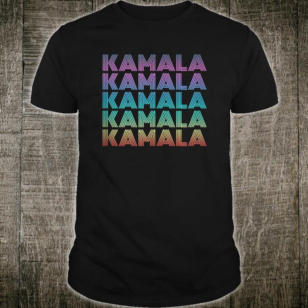 KAMALA HARRIS 2020 retro vintage 70s Shirt