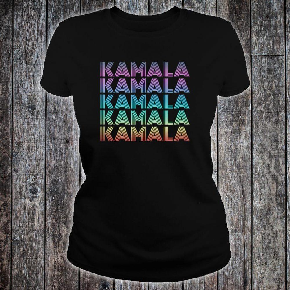 KAMALA HARRIS 2020 retro vintage 70s Shirt ladies tee