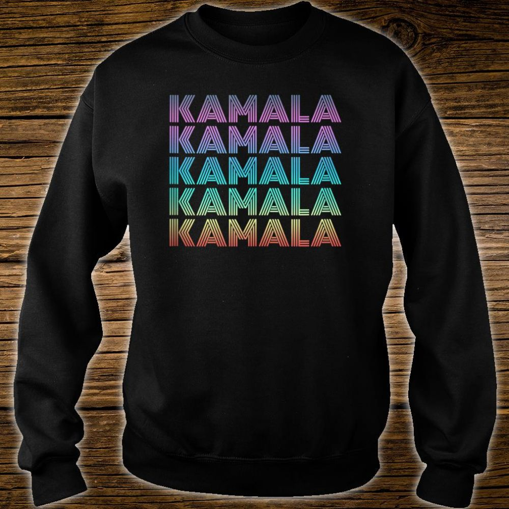 KAMALA HARRIS 2020 retro vintage 70s Shirt sweater