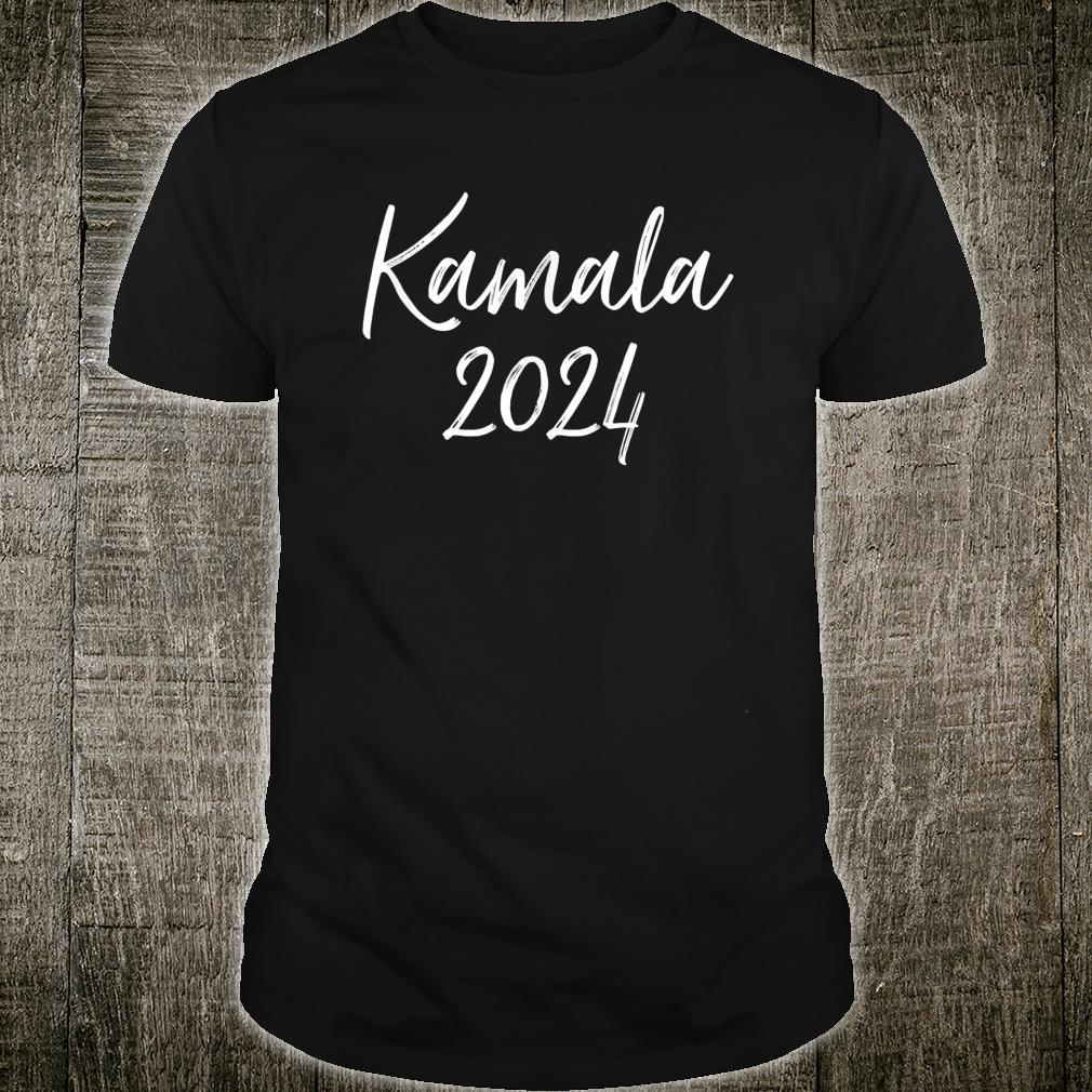 Kamala 2024 President Campaign Election Shirt