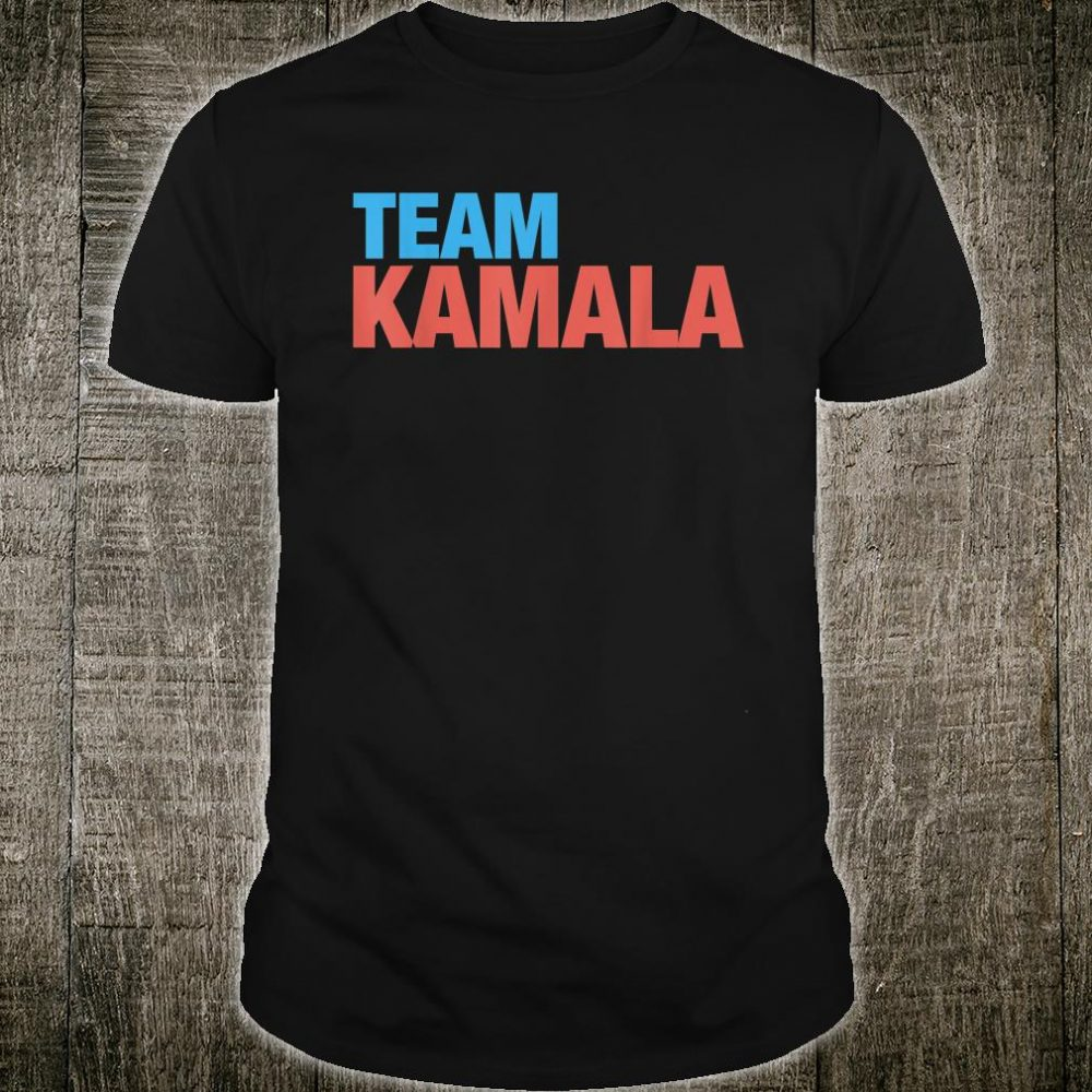 Kamala Harris 2020 VP Team Shirt