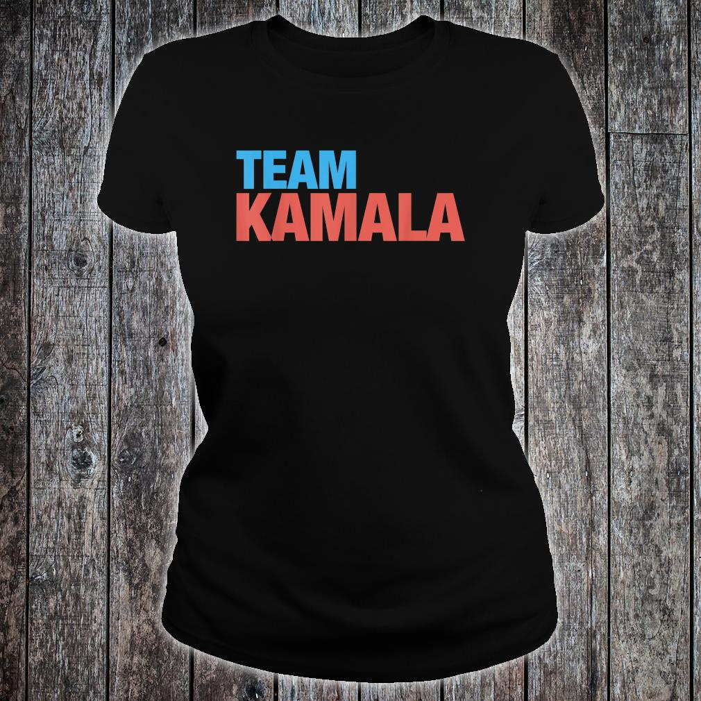 Kamala Harris 2020 VP Team Shirt ladies tee