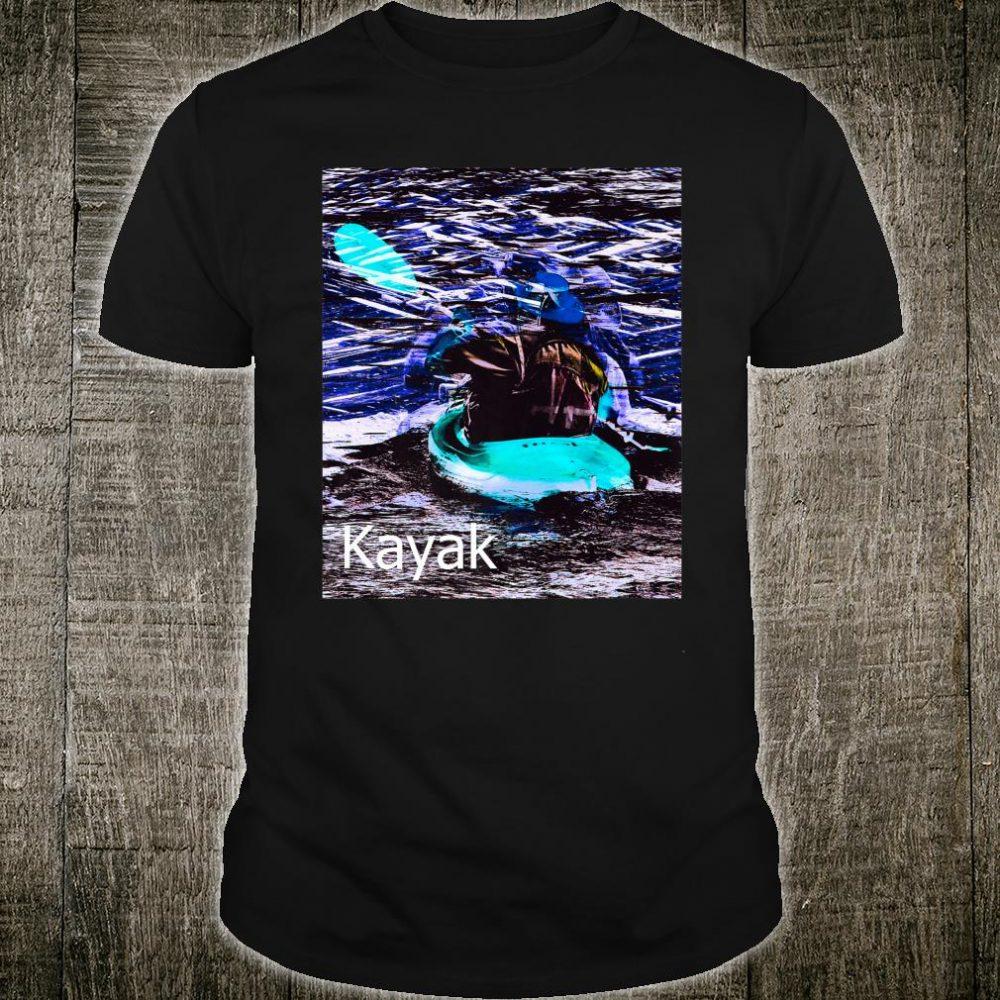 Kayak Boat Shirt