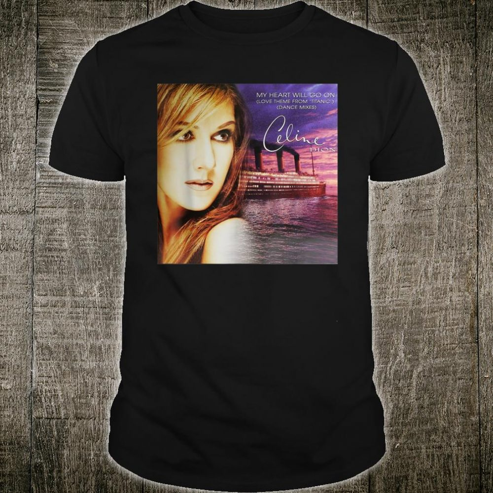 Lawyer Mom Celine Dion Shirt