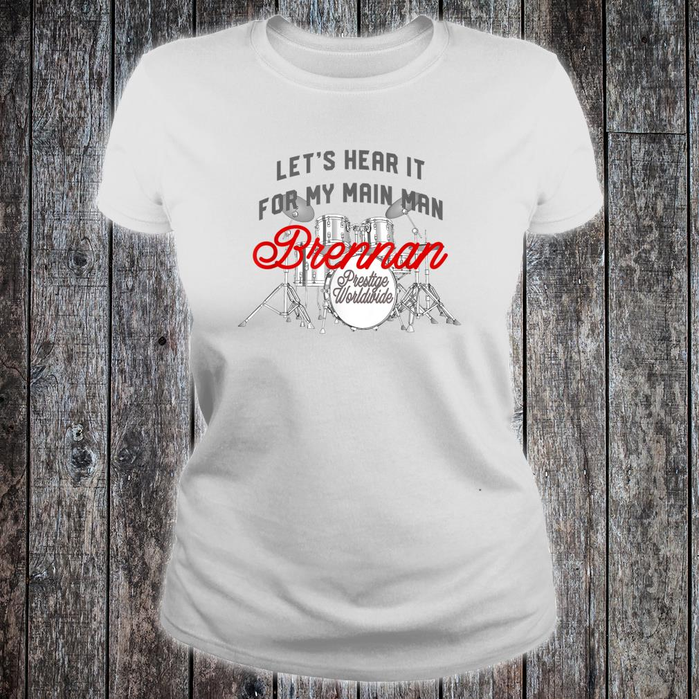 Let's hear it for my Shirt ladies tee