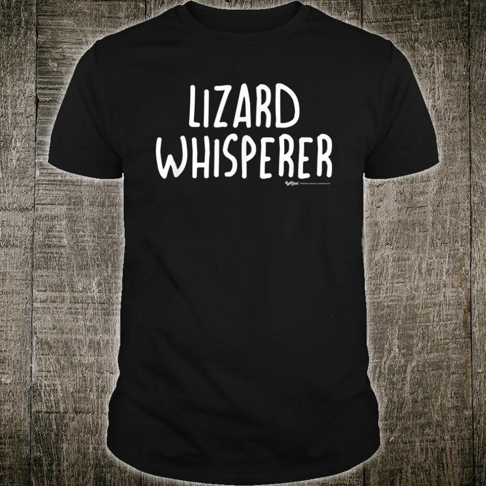 Lizard Whisperer Shirt