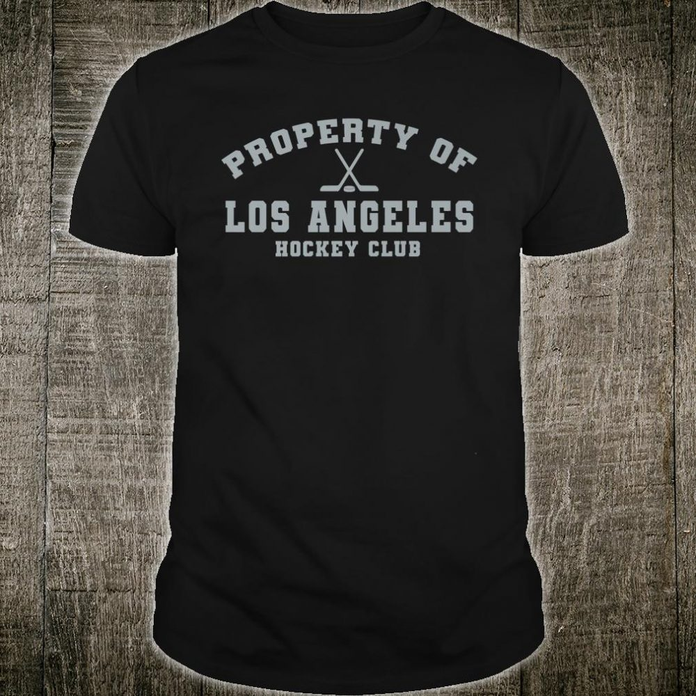 Los Angeles Hockey Hometown Pride Gameday Shirt