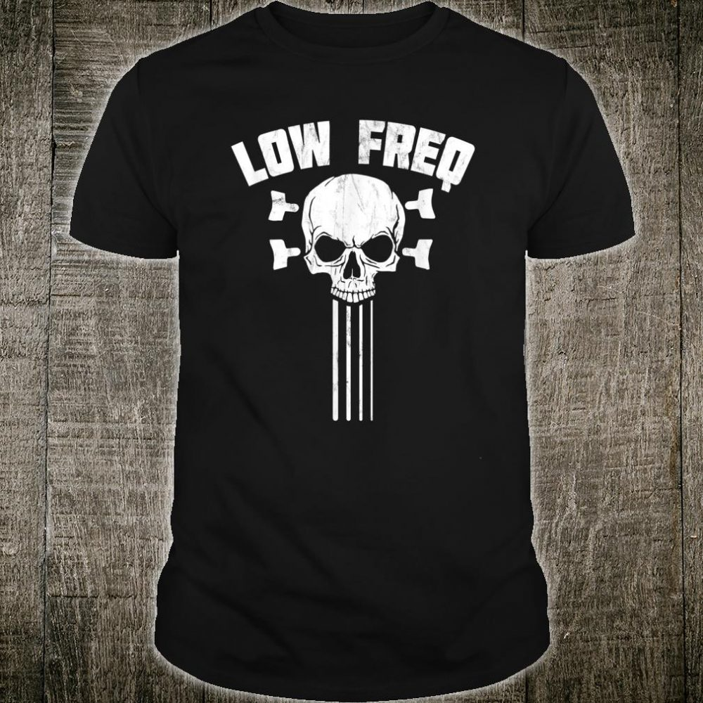 Low Frequency Shirt