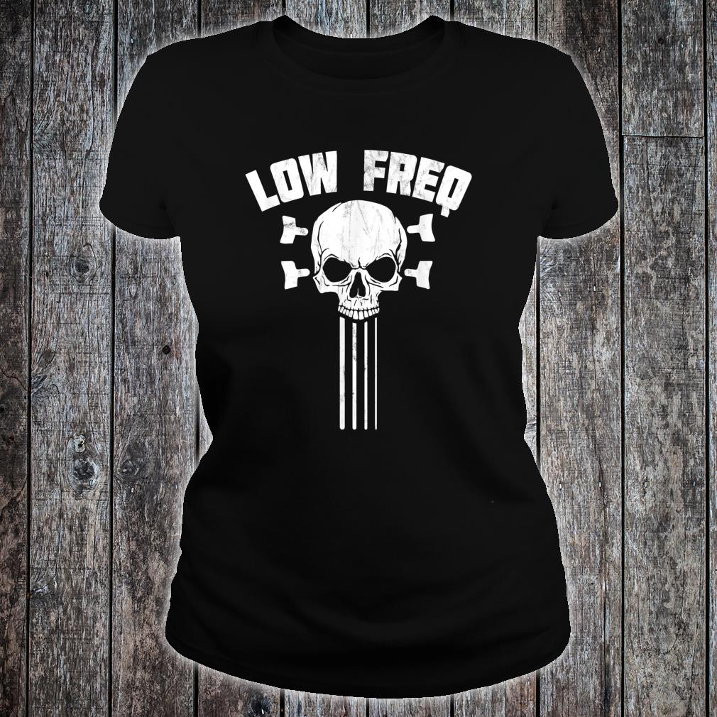 Low Frequency Shirt ladies tee