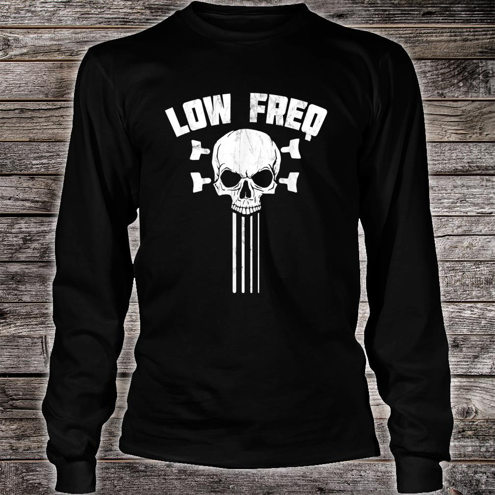 Low Frequency Shirt Long sleeved