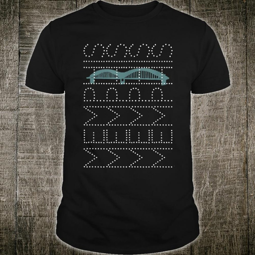 Memphis Souvenir Bridge Shirt