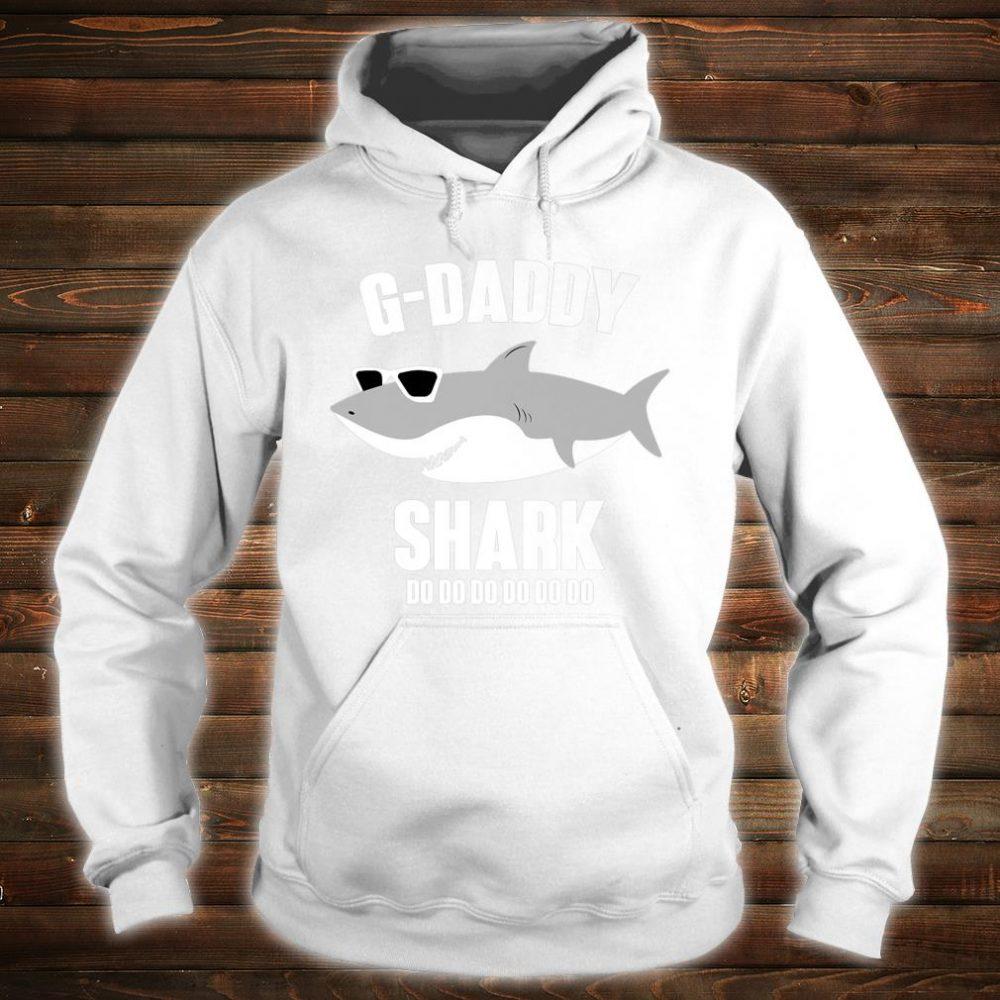 Mens G-Daddy Shark Doo Doo Shirt hoodie