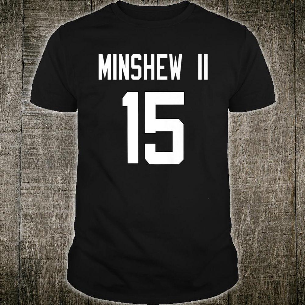 Minshew II 15 Shirt